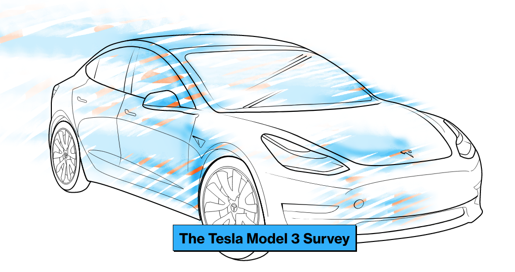 Bloomberg Tesla owners survey