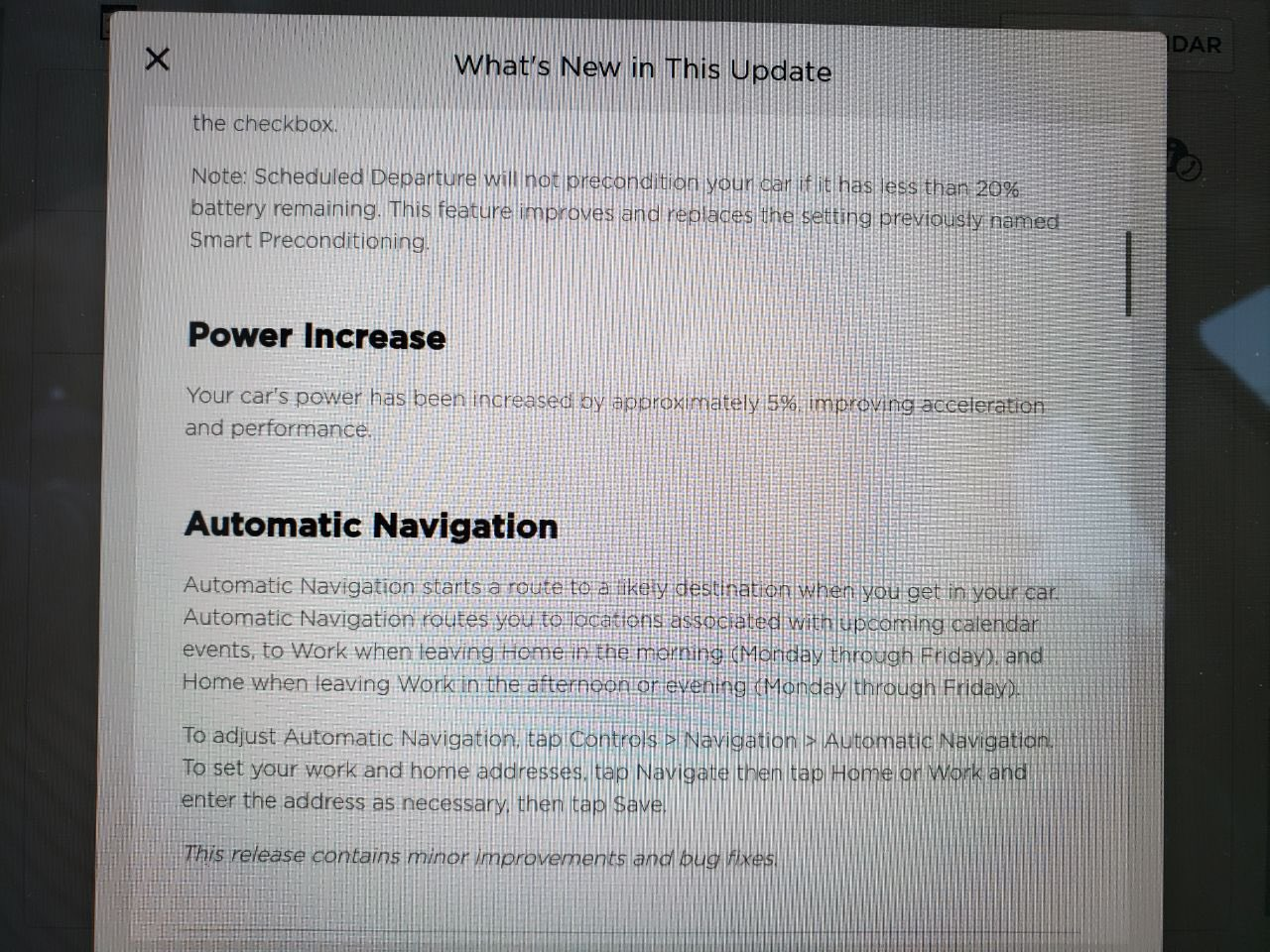 EAP release notes