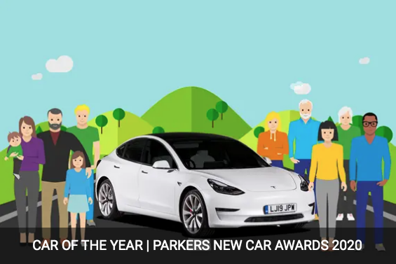 Parkers Car of the Year 2020
