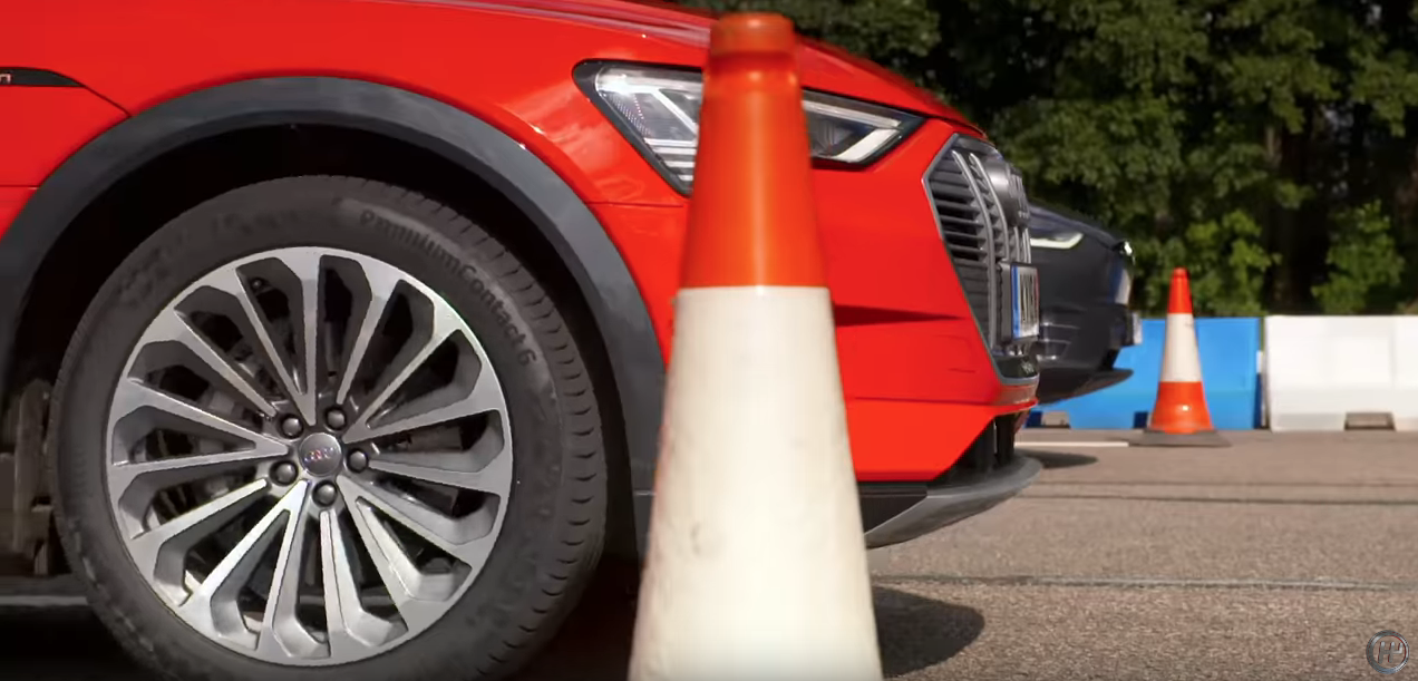 Fifth Gear Audi Tesla