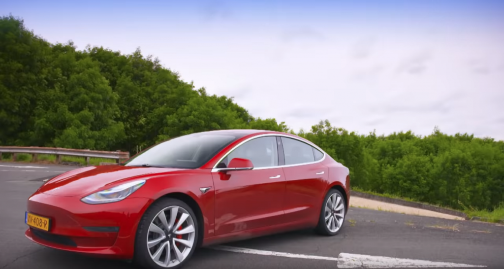 Fifth Gear Model 3 Performance cover