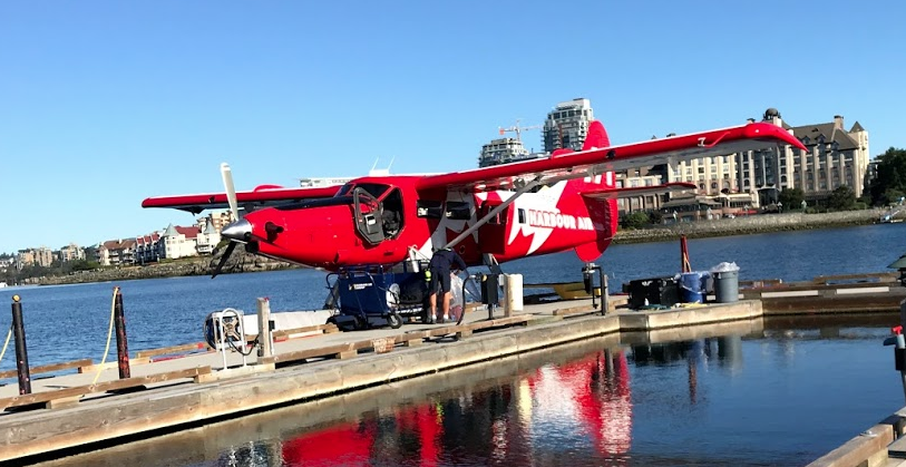 Harbour Air in Victoria