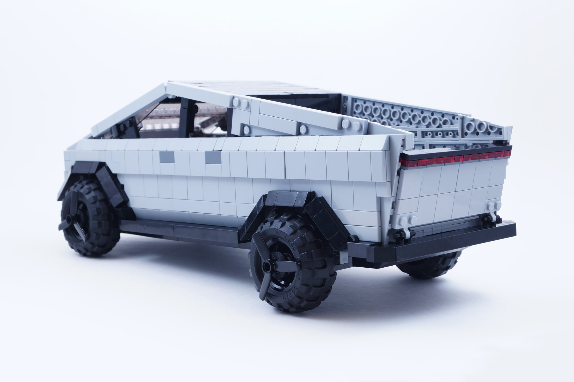Lego Cybertruck BrickinNick