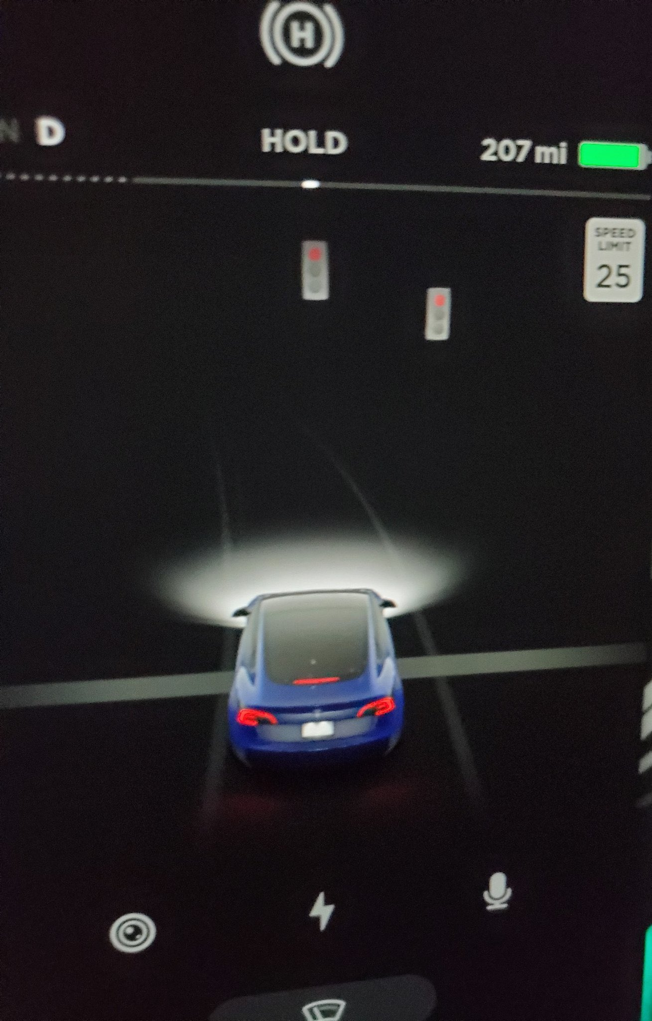New driving visualizations