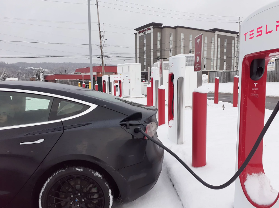 North Bay Ontario Supercharger