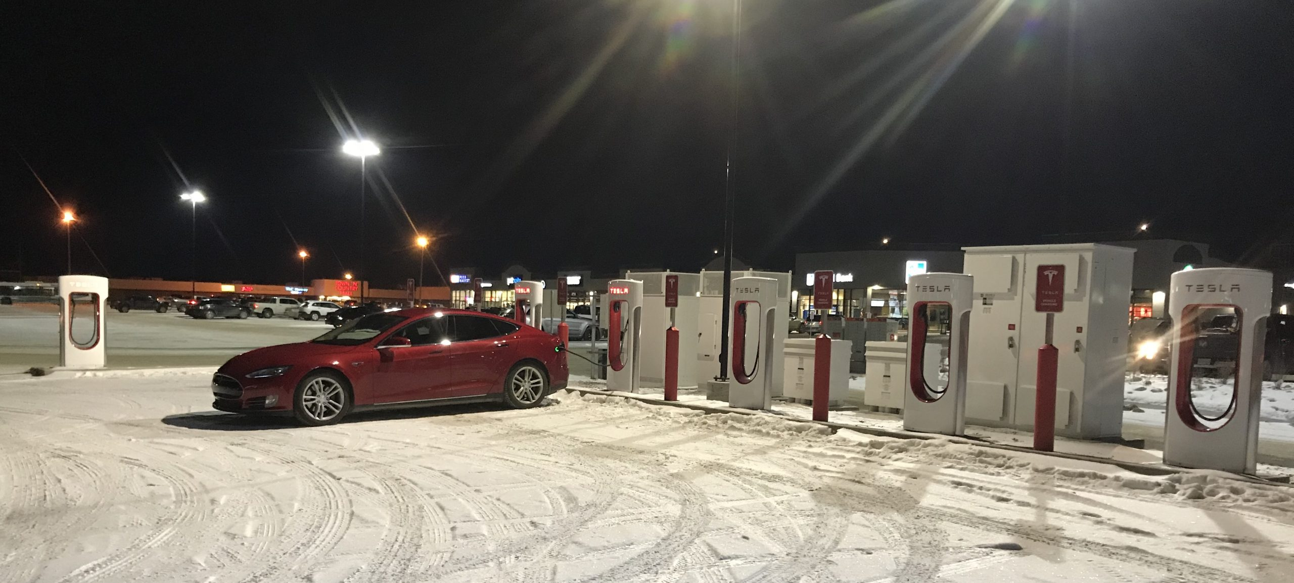 Moose Jaw Supercharger