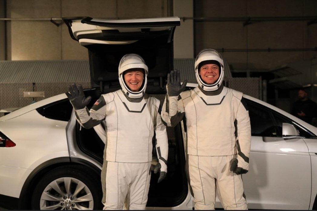 SpaceX Tesla Model X