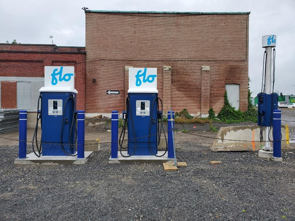 Frontenac DC Fast Chargers
