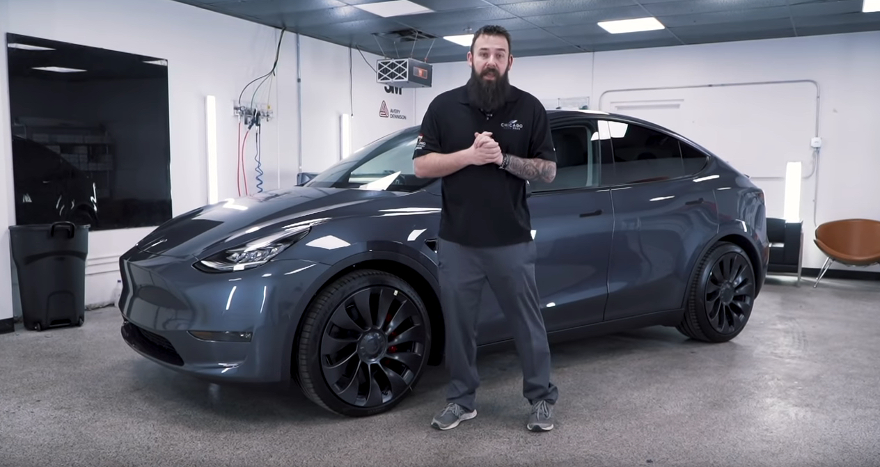 Chicago Auto Pros Tesla Model Y featured