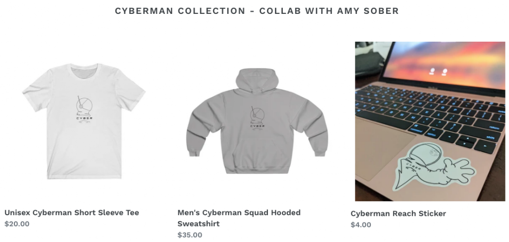 Cyberman Collection