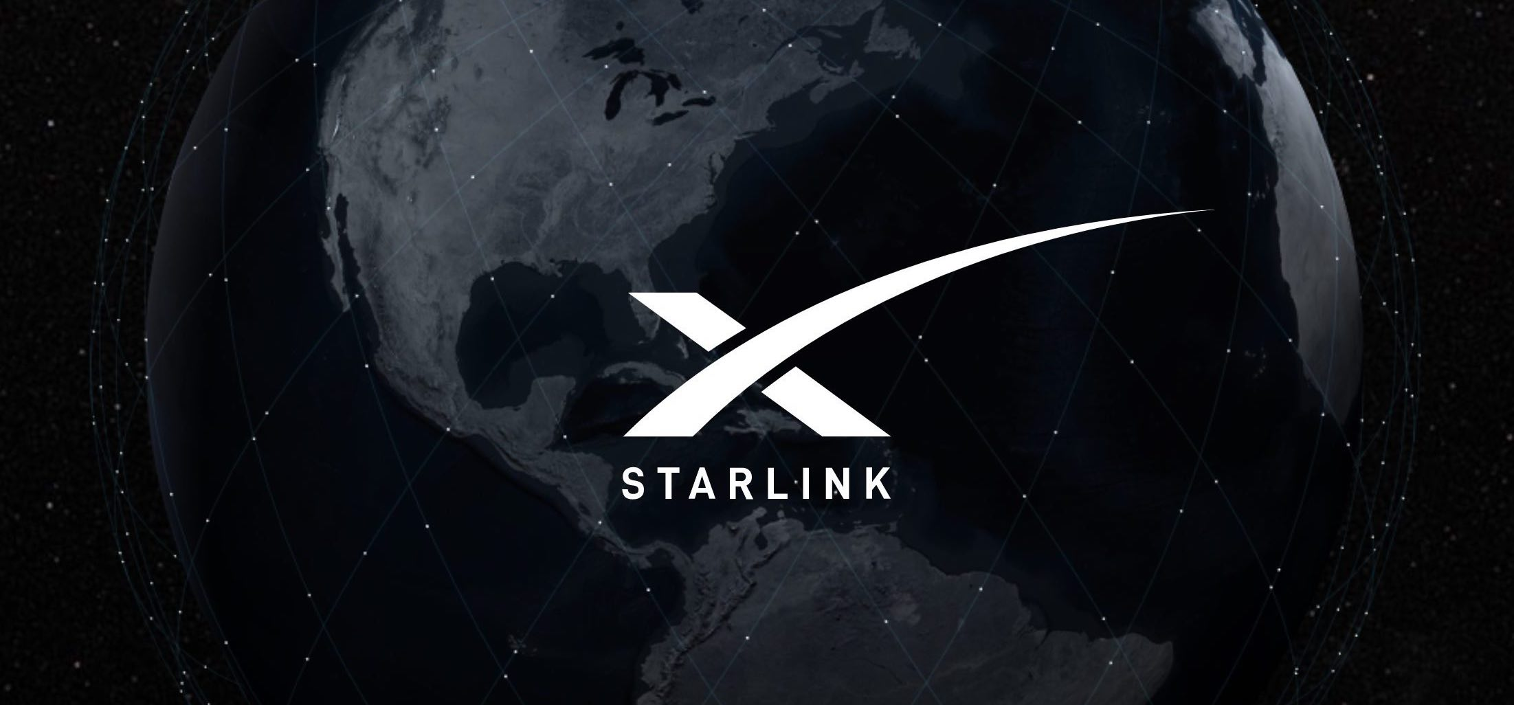 SpaceX Starlink logo