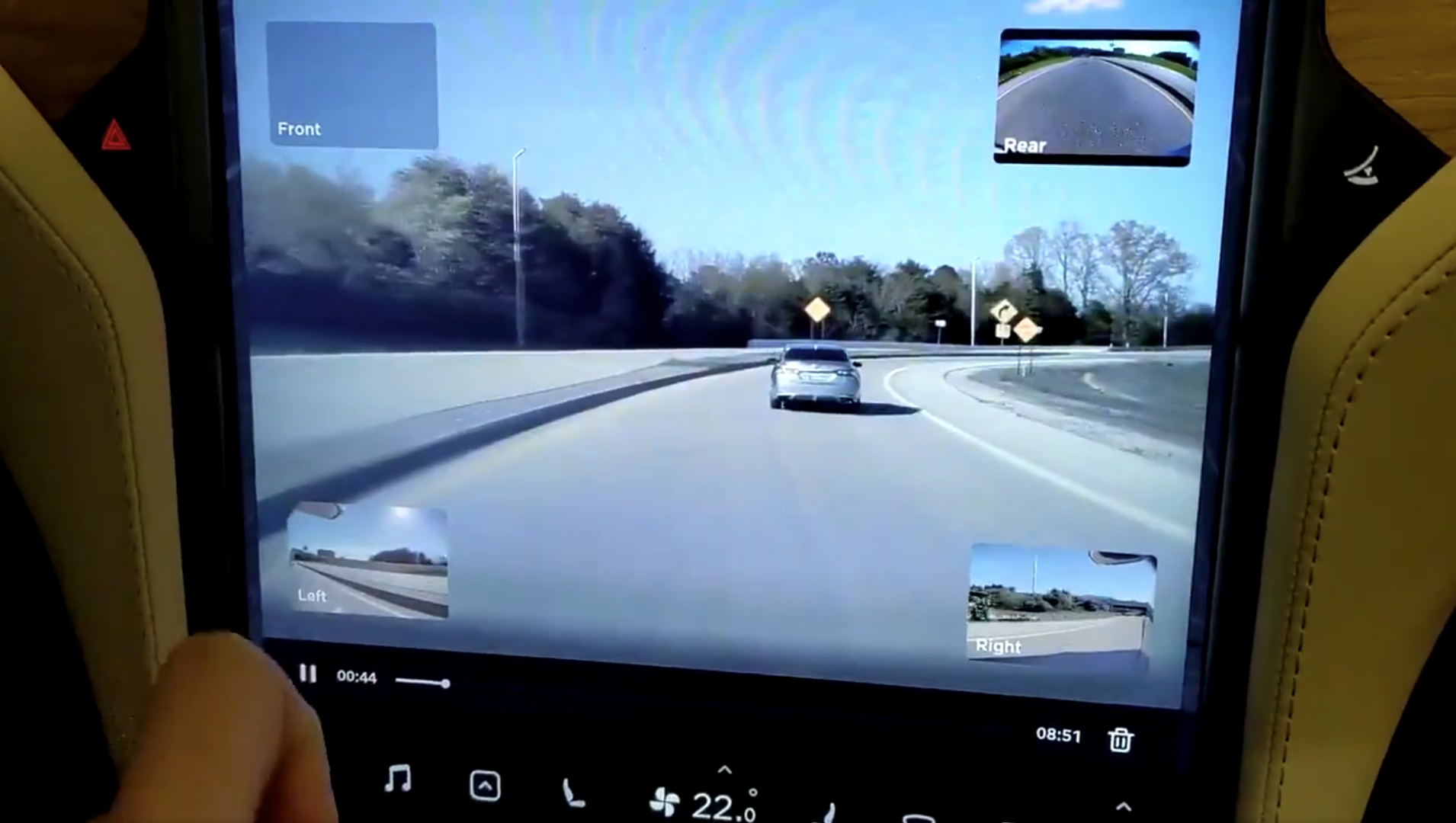 Tesla Dashcam Viewer