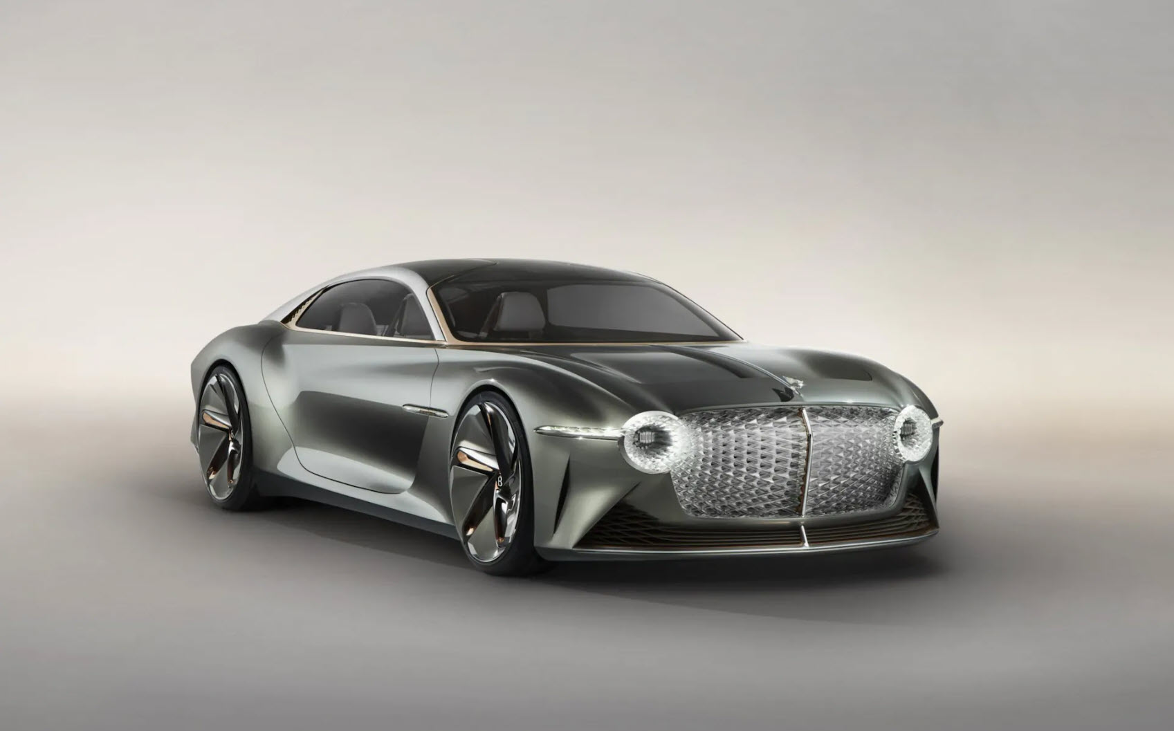 Bentley autonomous vehicle concept