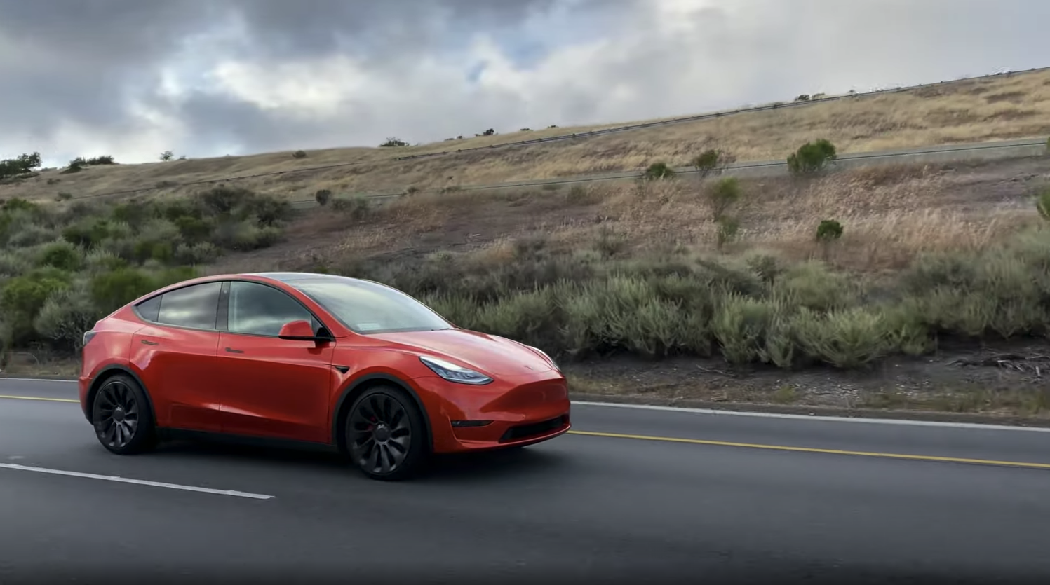 Kilowatts Model Y test 2