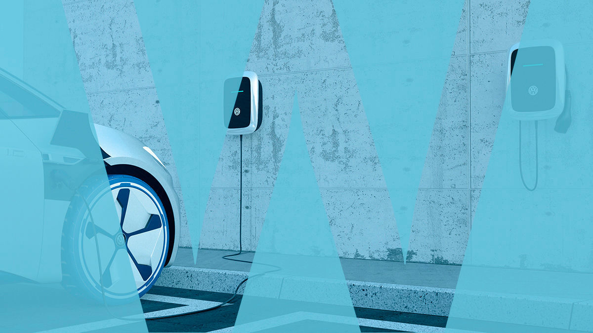 VW Wallbox EV charger