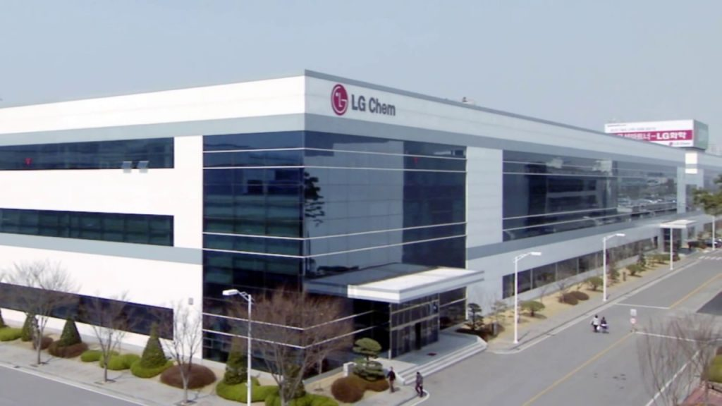Tesla battery supplier LG Chem expects continued growth and profitability  in Q3 - Drive Tesla Canada