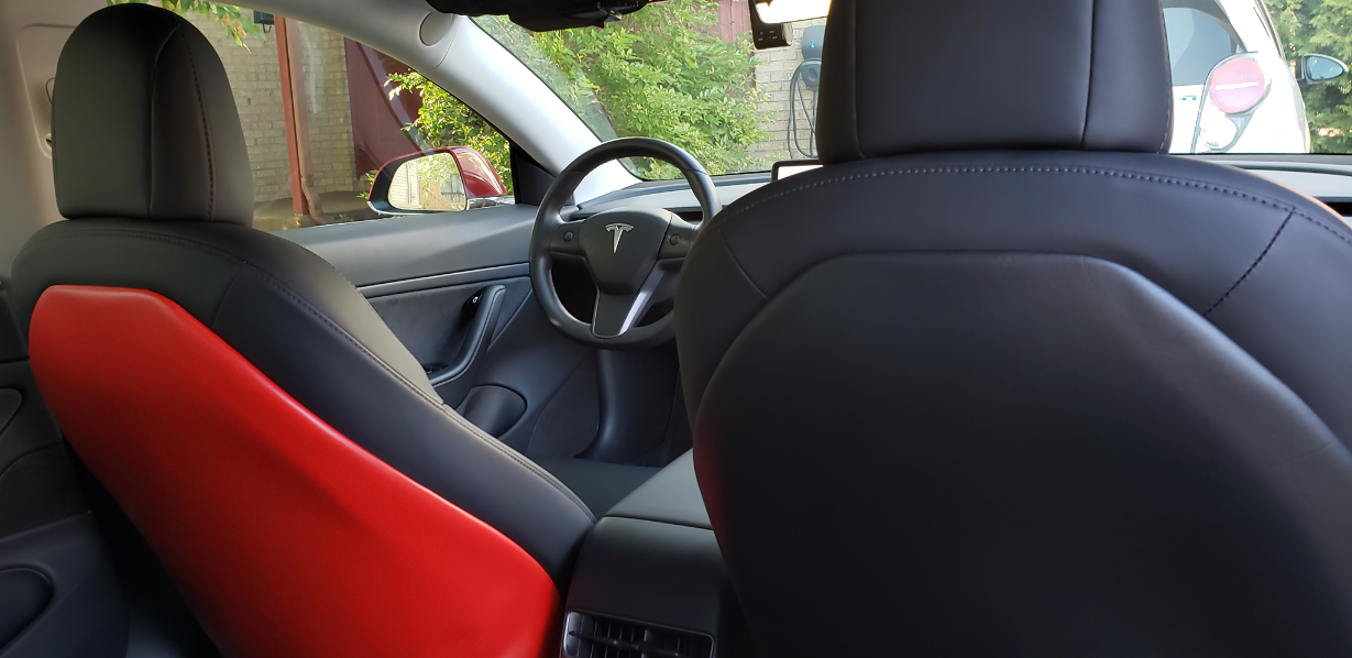MaCapuche seat back red