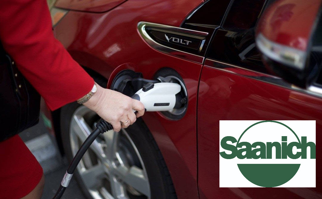 Saanich EV Chargers