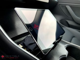 Free Your Tesla iPad mount