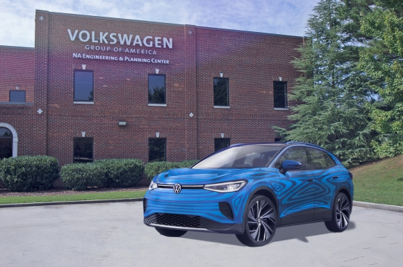 VW EV Center US
