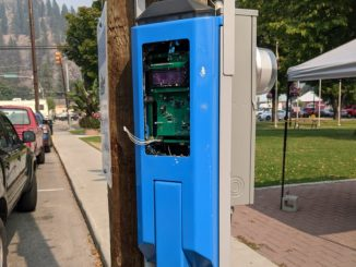 EV charger vandalized Grand Forks