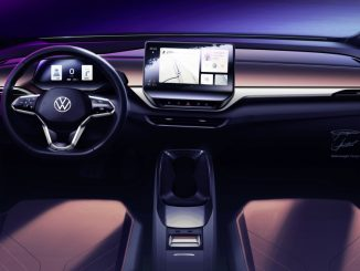 VW ID.4 interior