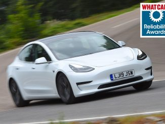 What Car reliability awards