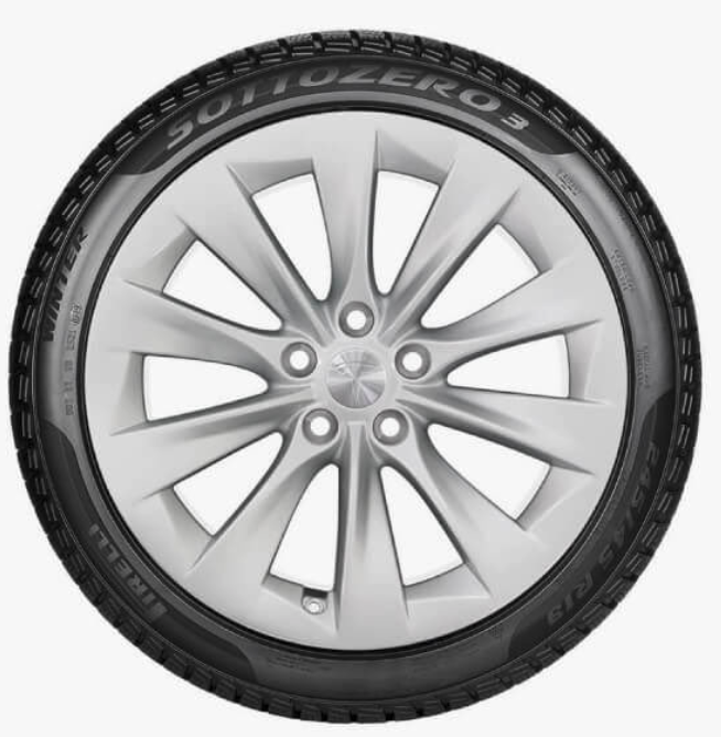 Model S Slipstream wheels