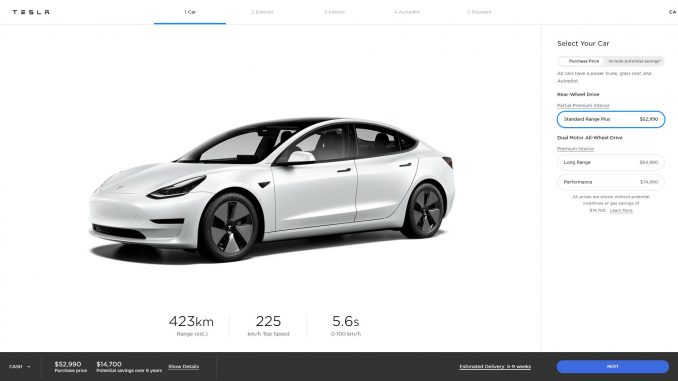 Tesla chrome delete Design Studio