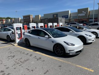 Kingston Supercharger
