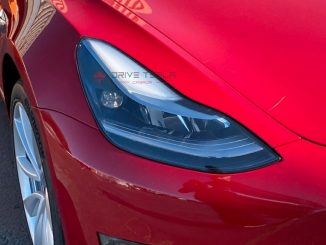 Tesla Model 3 refresh headlight