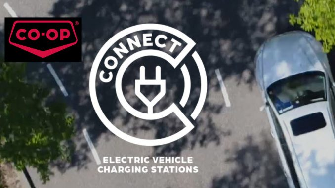 Coop Connect EV chargers