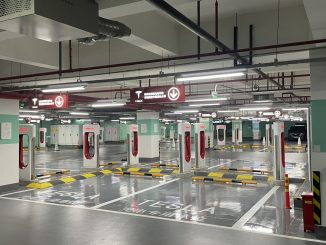Shanghai Supercharger