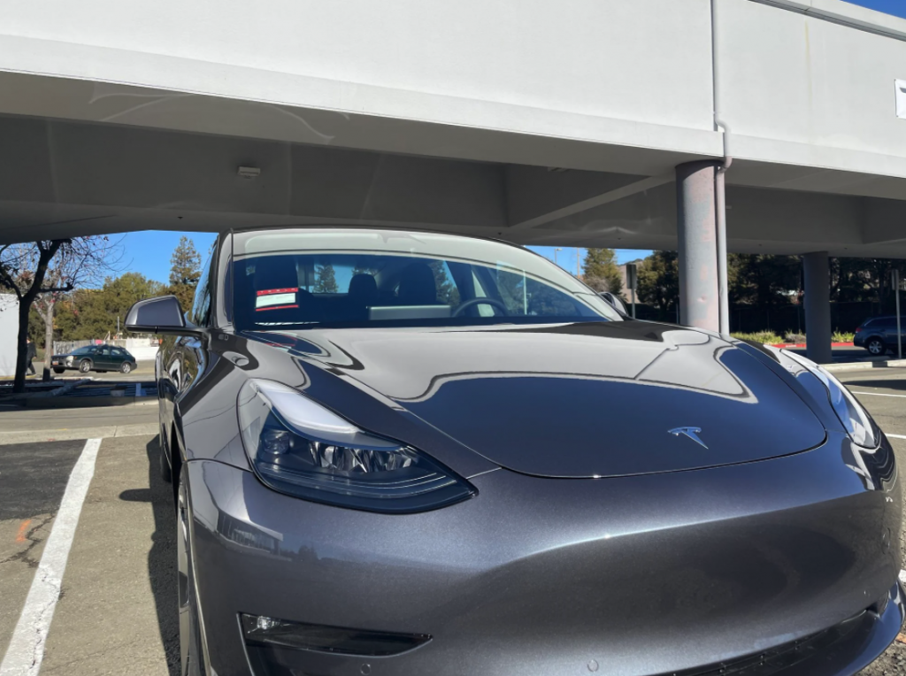 New Tesla Model 3 headlights now appearing on cars in ...