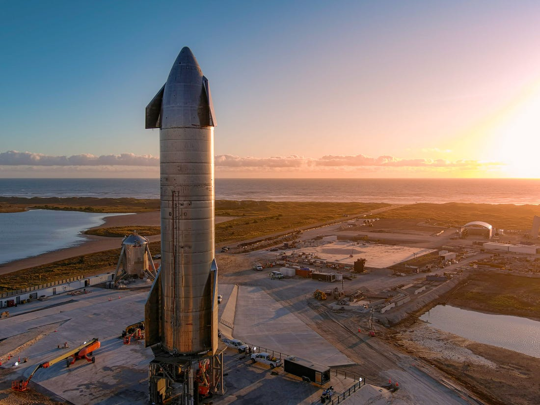 SpaceX Boca Chica