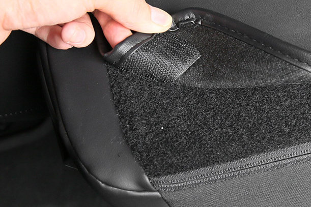 Model 3 seat back cover