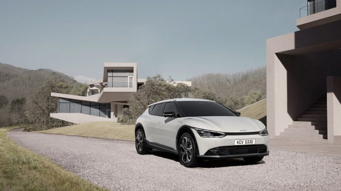 Kia reveals new design philosophy and full images of EV6