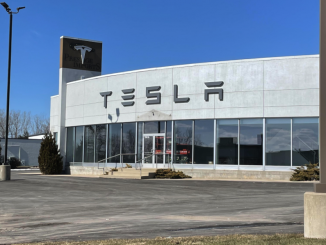 Grand Rapids Michigan Tesla Service Center
