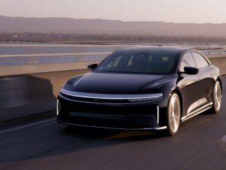 Lucid Air release candidate