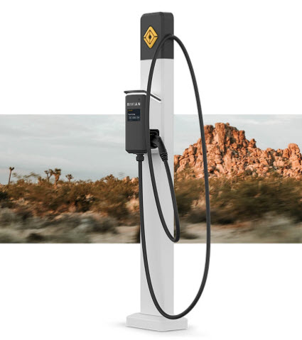 Rivian level 2 charger