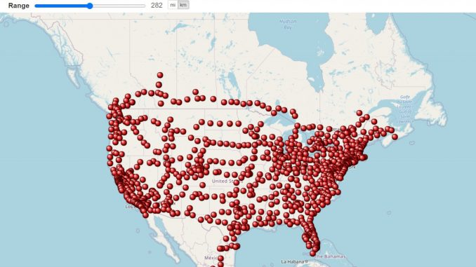 Supercharger map NA