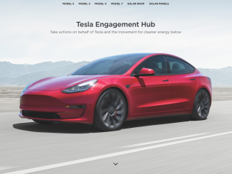Tesla Engagement Hub