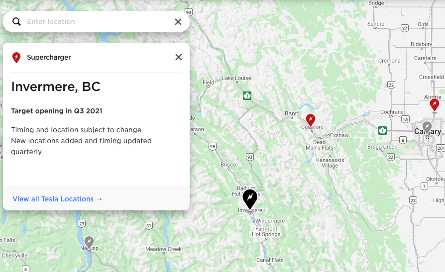 Invermere Supercharger