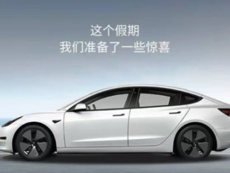 Tesla China Labour Day