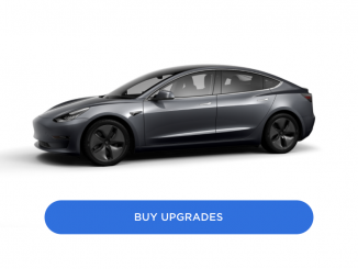 Tesla upgrades
