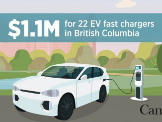EV fast chargers BC