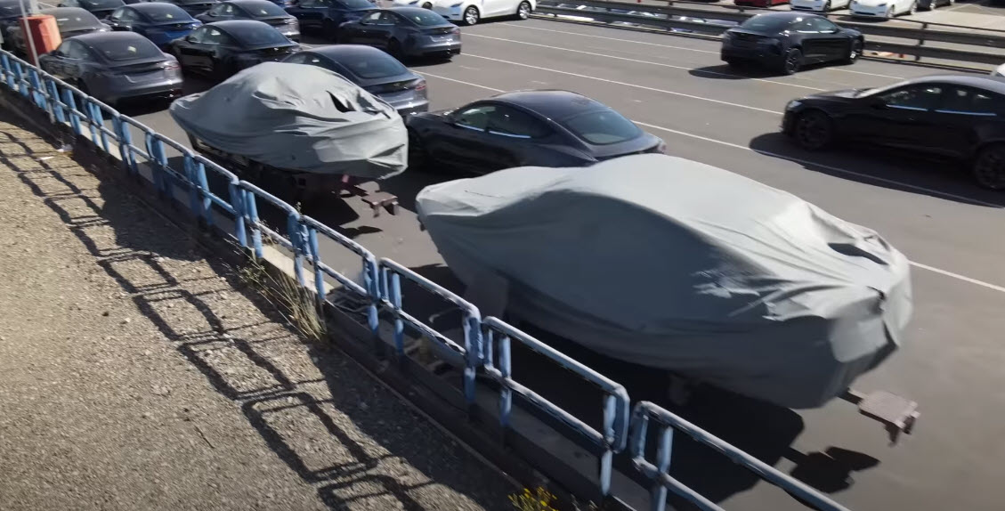 Model S covers
