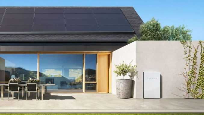 Powerwall and Solar