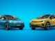 VW ID3 and ID4
