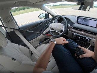 Car and Driver adas tests
